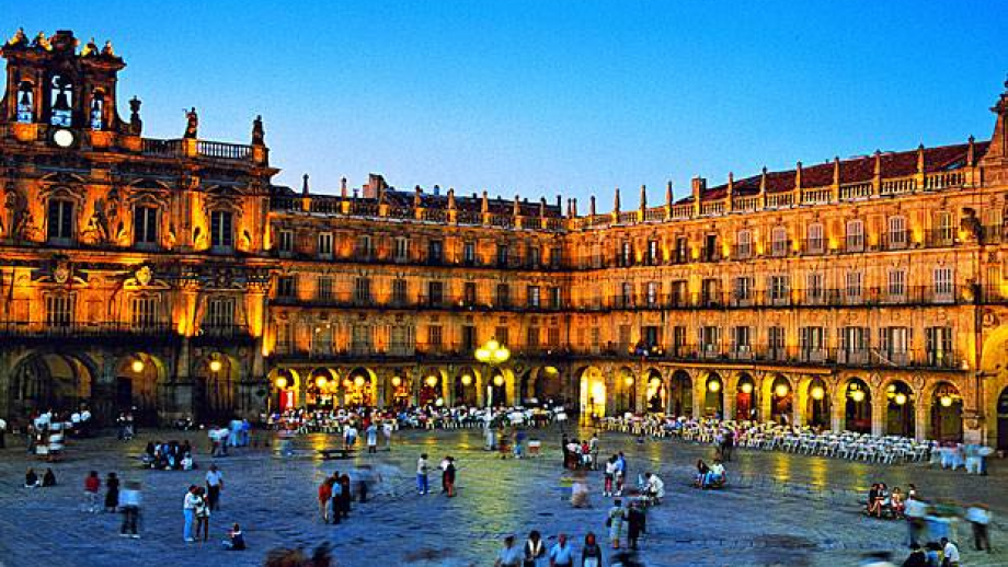 Study Abroad in The University of Salamanca