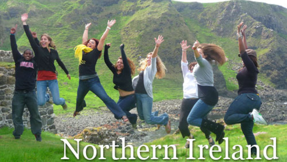 Study Abroad in Northern Ireland and Travel the United Kingdom